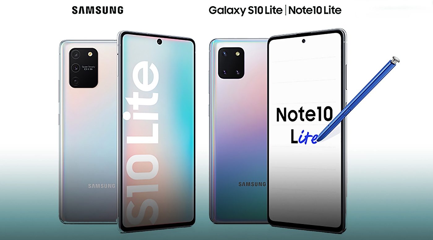 Galaxy Note10 Lite и S10 Lite – новые смартфоны от Samsung