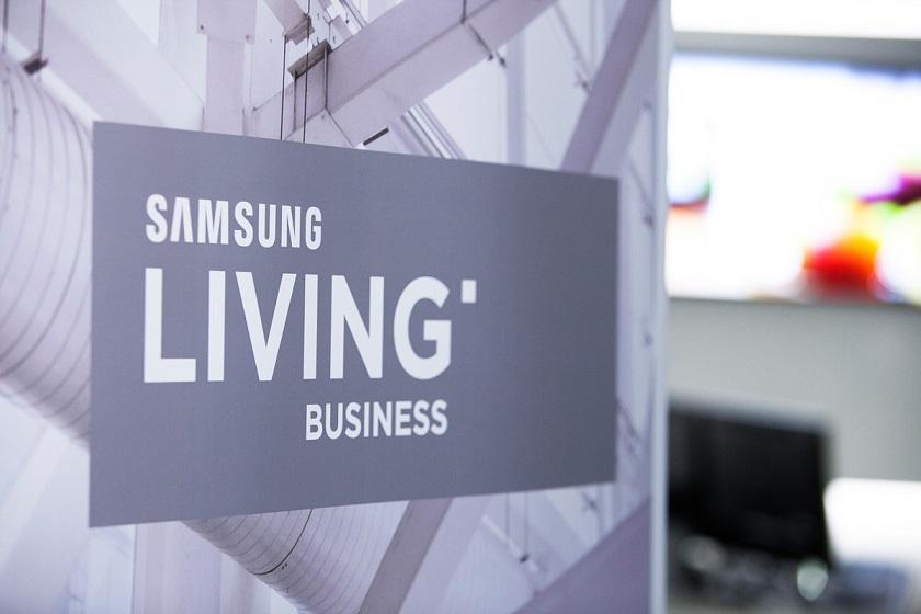Samsung Living Business: жители Эстонии довольны своей работой