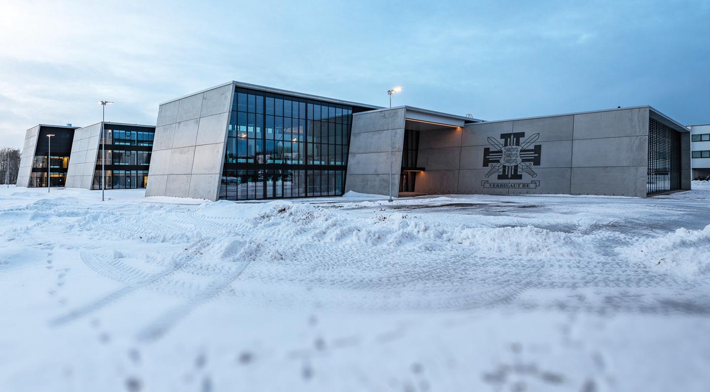 Здание Академии внутренней безопасности названо «Бетонным сооружением 2019 года»