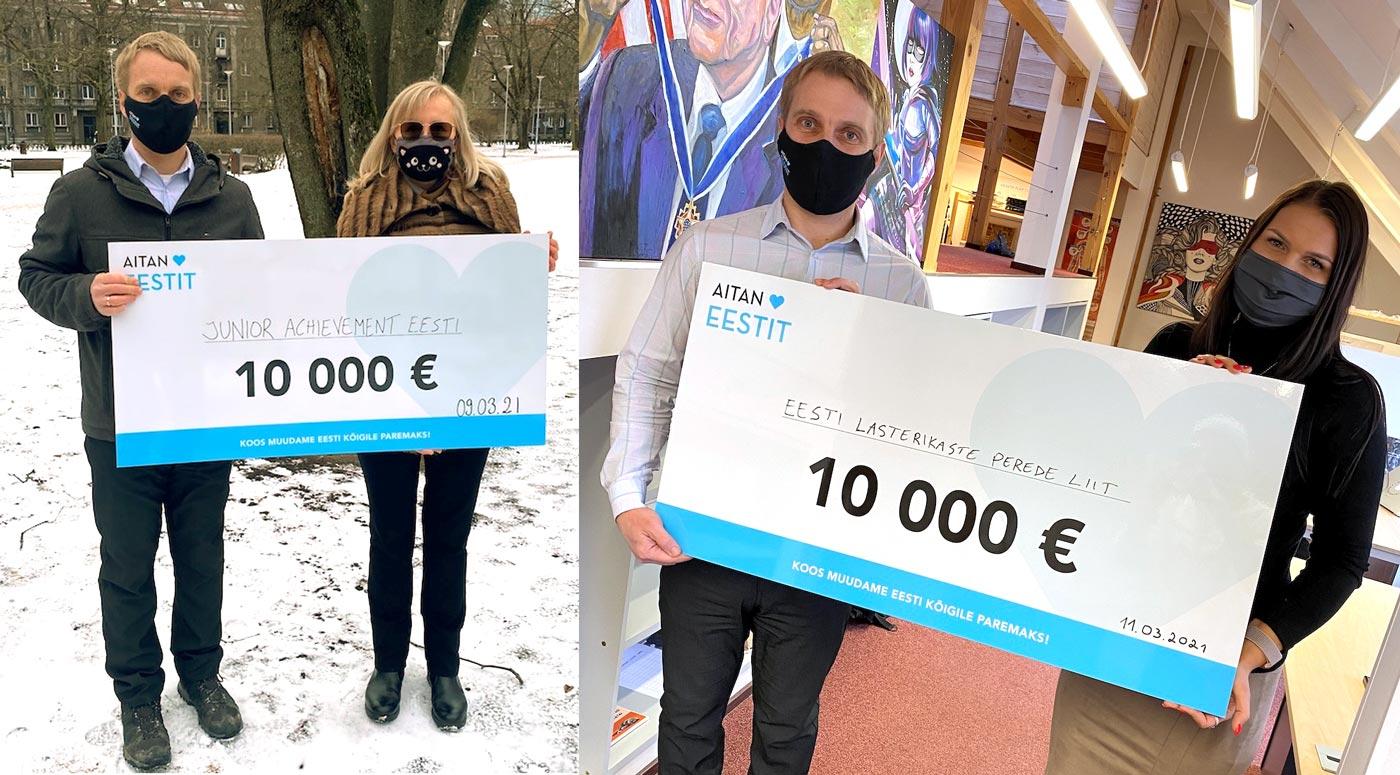 Southwestern Advantage: первые 90 000 евро направлены на благотворительность