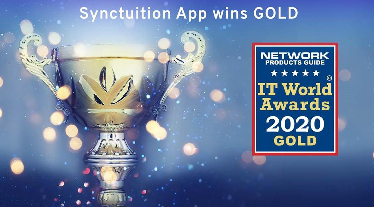 Эстонский стартап Synctuition занял первое место на престижном конкурсе IT World 2020