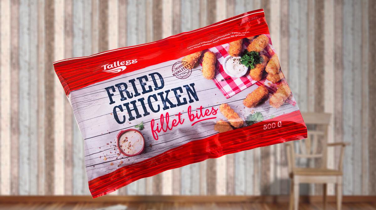 Tallegg: новинки из куриного филе
