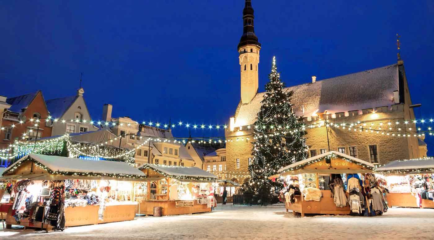 АФИША: Рождественские радости Старого Таллинна