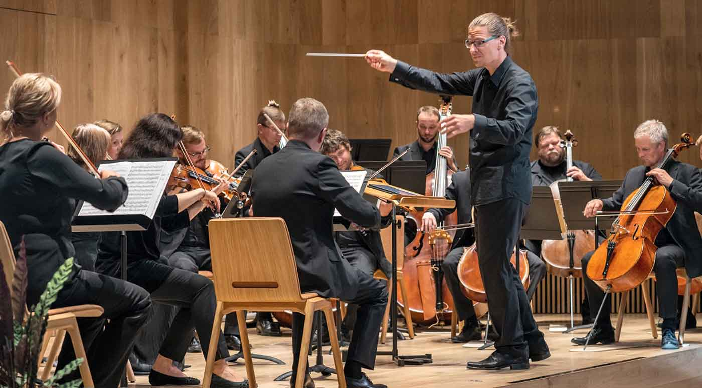 АФИША: Таллиннский камерный оркестр даст виртуальный концерт