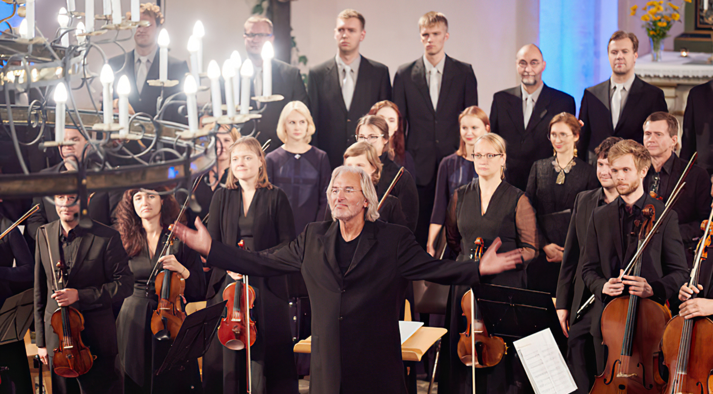 АФИША: «Missa solemnis» Бетховена прозвучит в Тарту и Таллинне