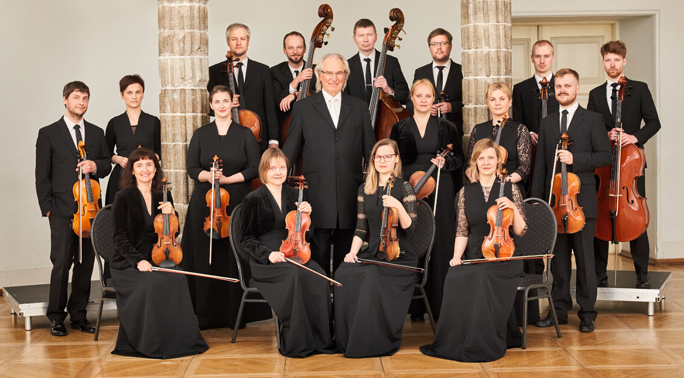 АФИША: Олари Эльтс и Таллиннский камерный оркестр сегодня выступят с концертом