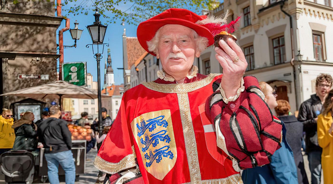 Юбилейный День Таллинна пройдет 15 мая