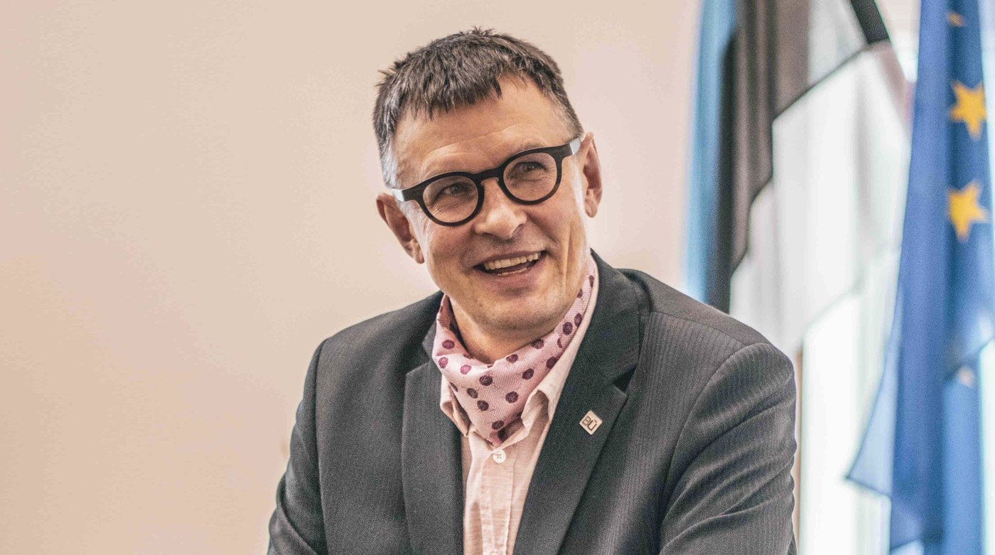 Тийт Роотс продолжит работать председателем Союза бетона Эстонии