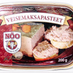 Паштет – Nõo Lihatööstus AS – Veisemaksapasteet
