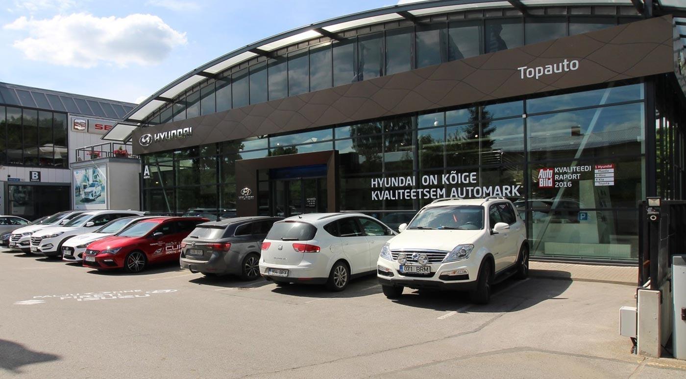 Topauto: Жители Эстонии снова более уверенно покупают новые машины