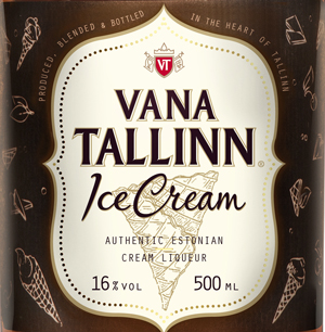 Vana Tallinn Ice Cream — любимый напиток креативной публики