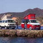 Туристический минивэн Volkswagen T3 California признан классикой