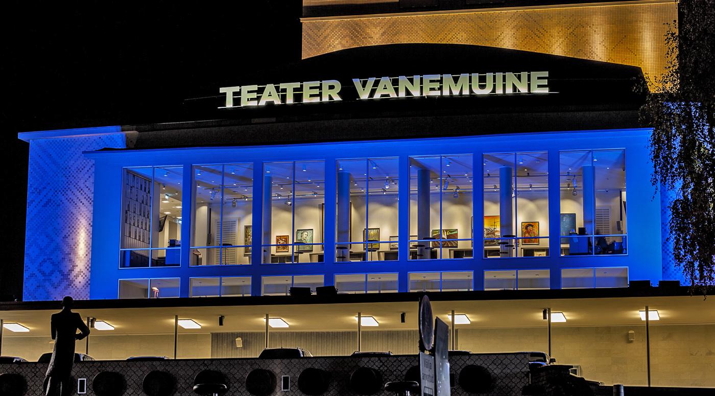 Коньячный дом Larsen и театр Vanemuine подписали соглашение о сотрудничестве