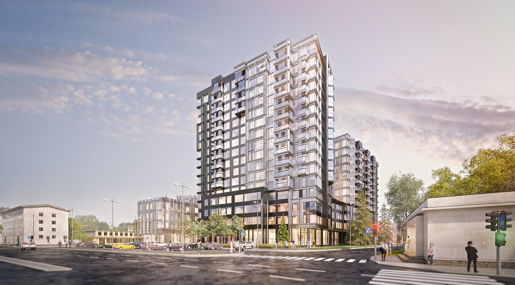 Vector: 200 «умных» квартир построят в Таллинне