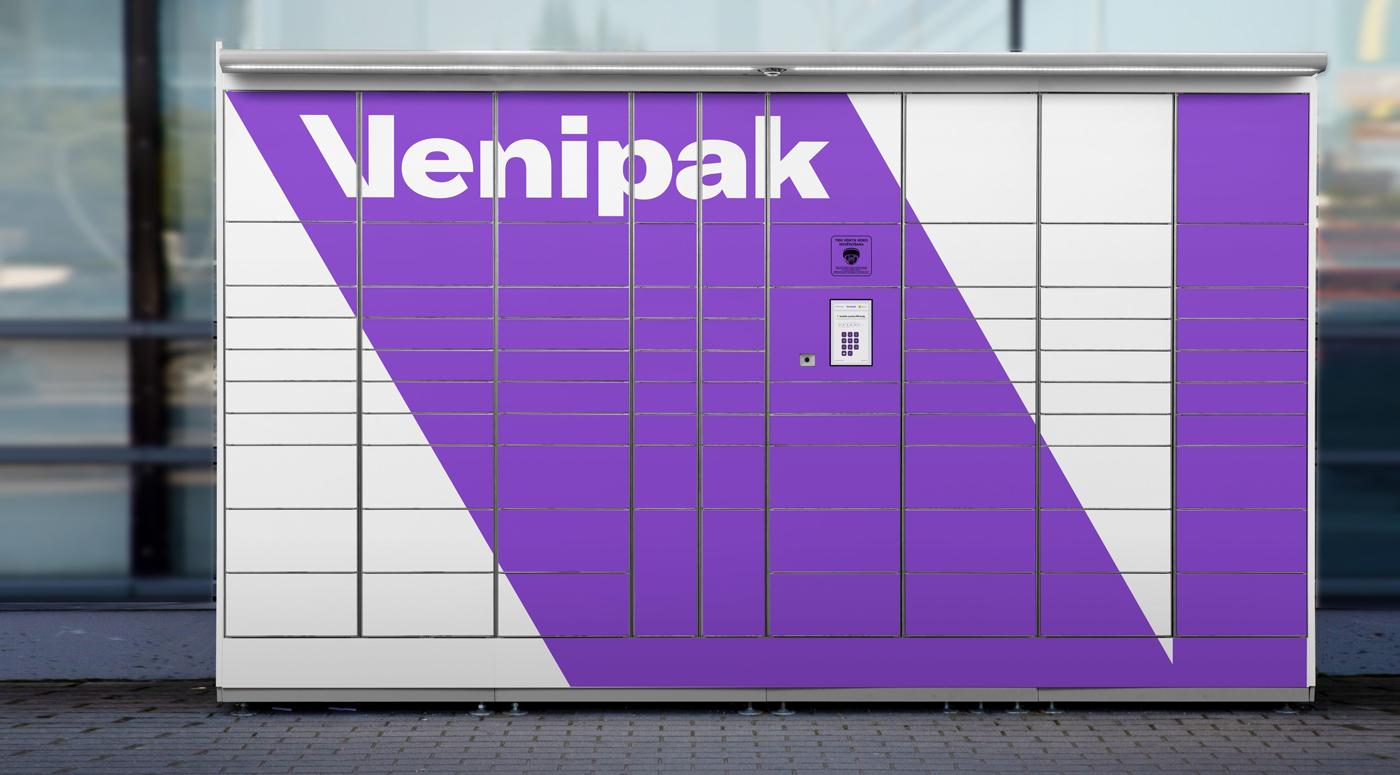 Venipak: первые бесконтактные посылочные автоматы в странах Балтии