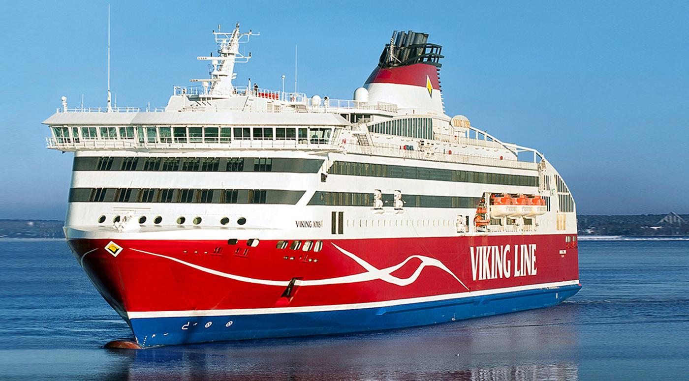 Viking Line: Начиная с 17 марта изменяется расписание движения парома Viking XPRS