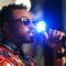 Wordsmith — американский хип-хоп артист и рэпер на гастролях в Эстонии