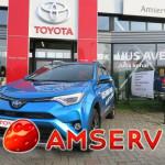 Amserv: рост продаж опережает рыночные тенденции