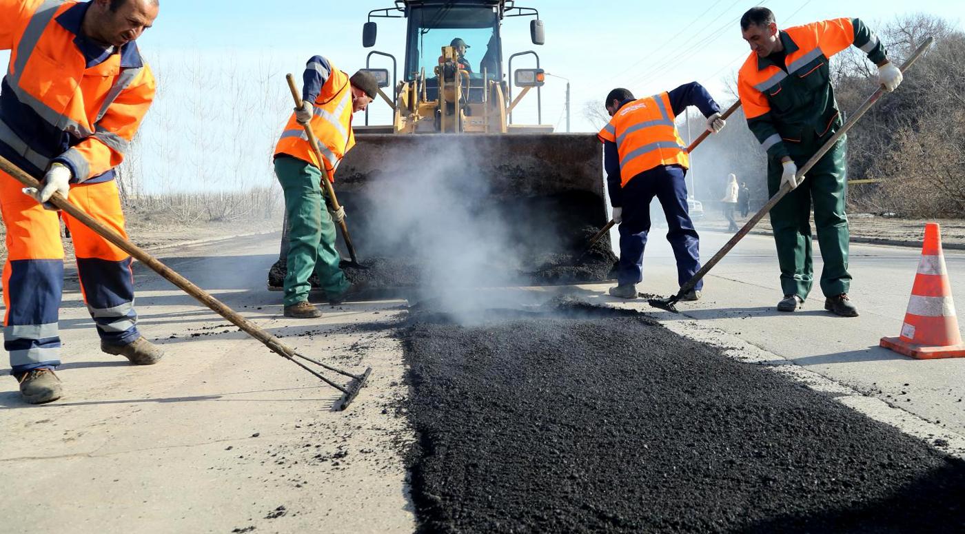 В Таллинне сегодня начнется ремонт улиц