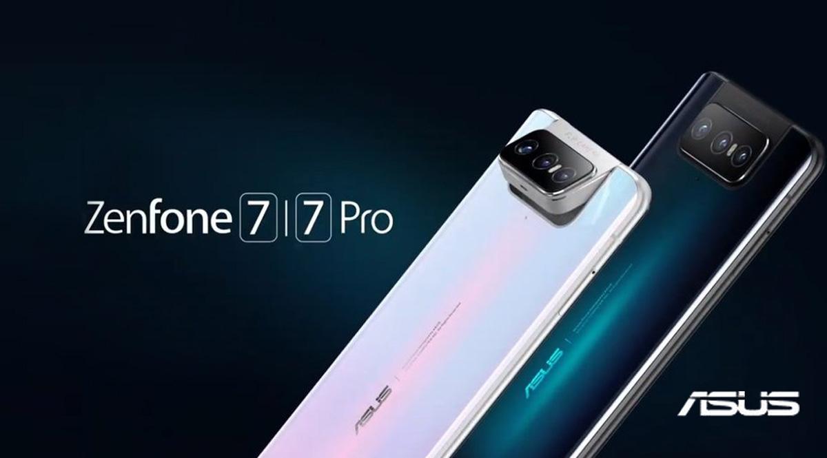 ASUS Zenfone 7 PRO – лучший смартфон для селфи и панорам