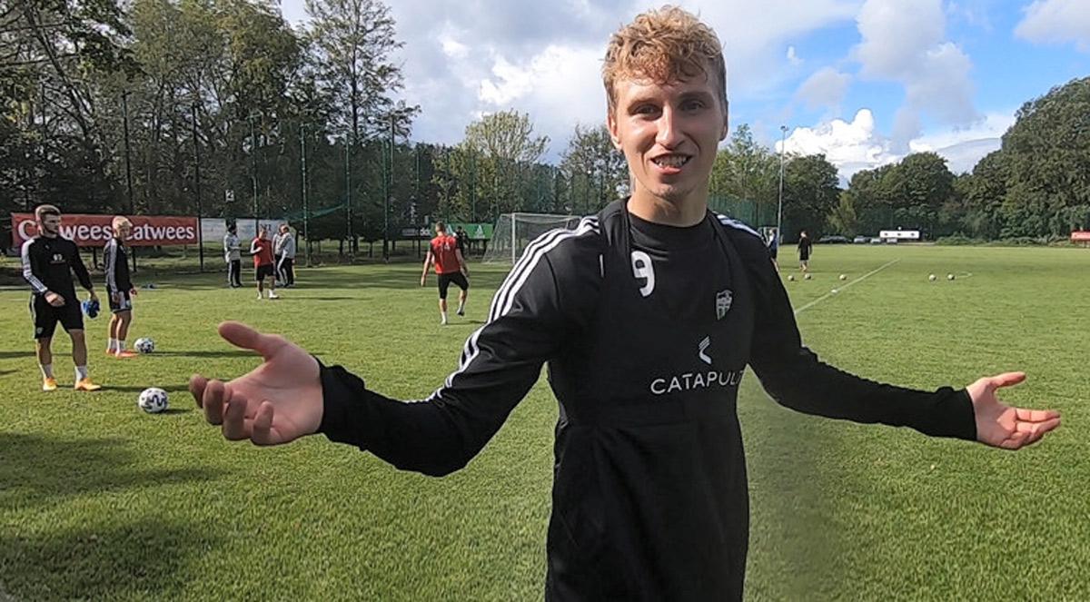 Футболист Богдан Ващук: конечно, я хочу играть в сборной, но позовут ли меня снова?