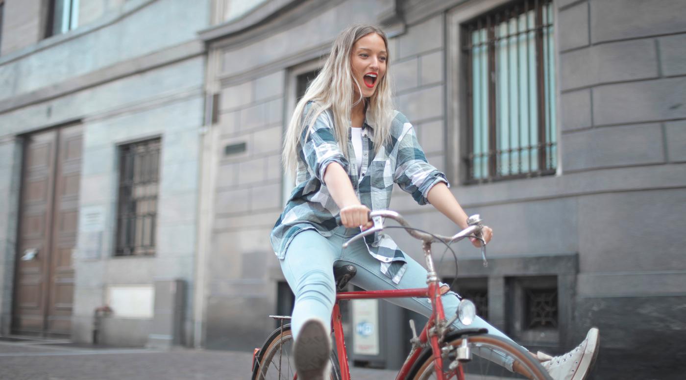 ERGO: Как заблокировать велосипед, чтобы он не достался ворам