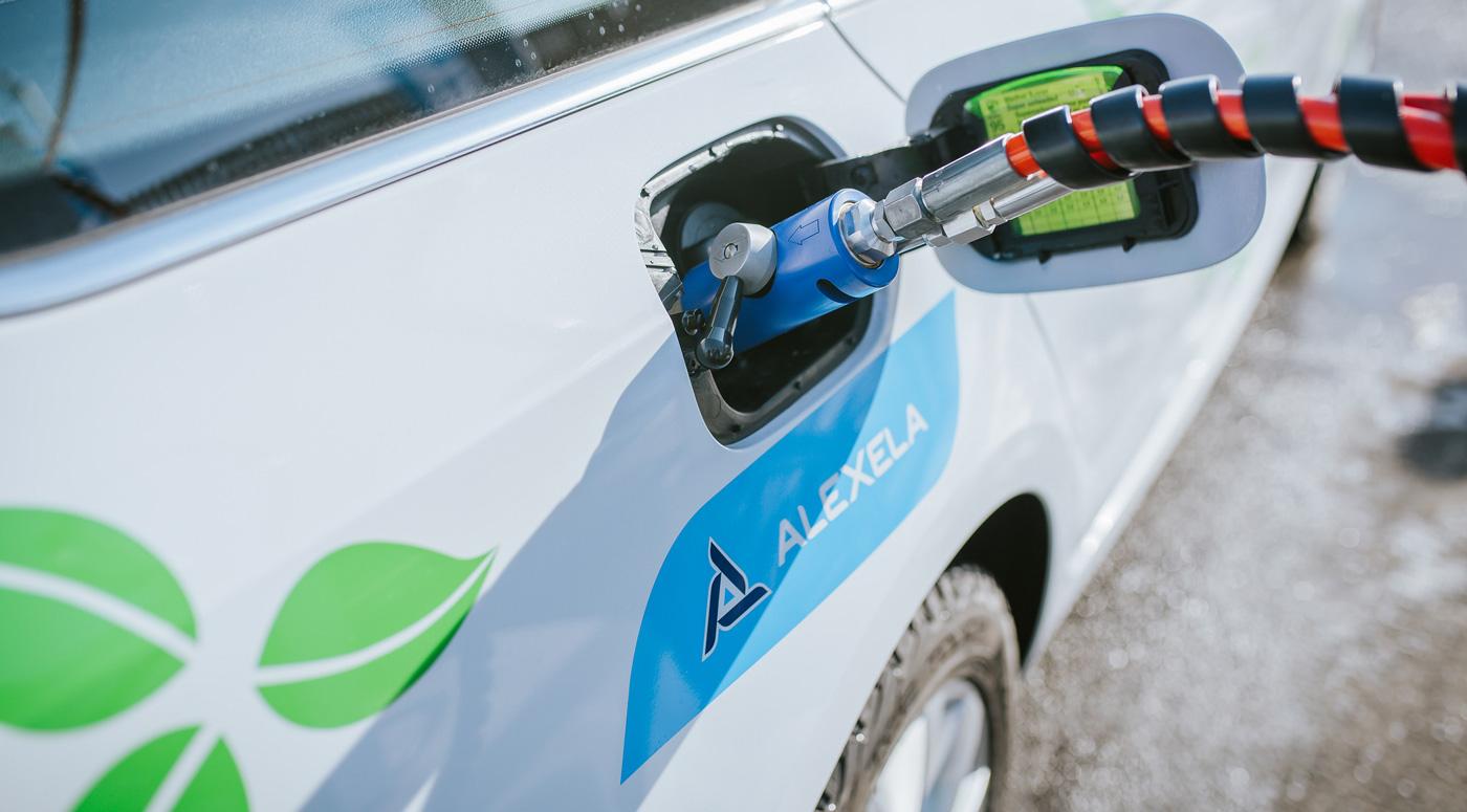 В качестве автомобильного топлива биометан благотворно влияет на окружающую среду
