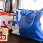 Circle K: 7000 новых сумок из старых баннеров