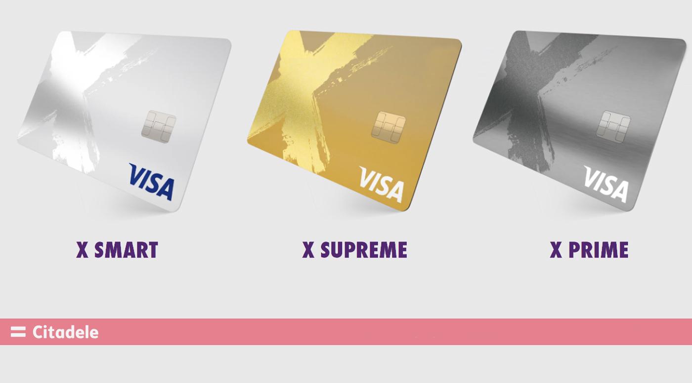 Citadele разработал платежные карты нового поколения