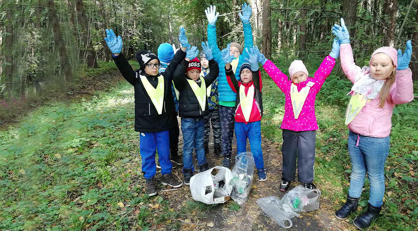 «Всемирный День Чистоты» прошел успешно, уборки и подсчет собранного мусора продолжаются