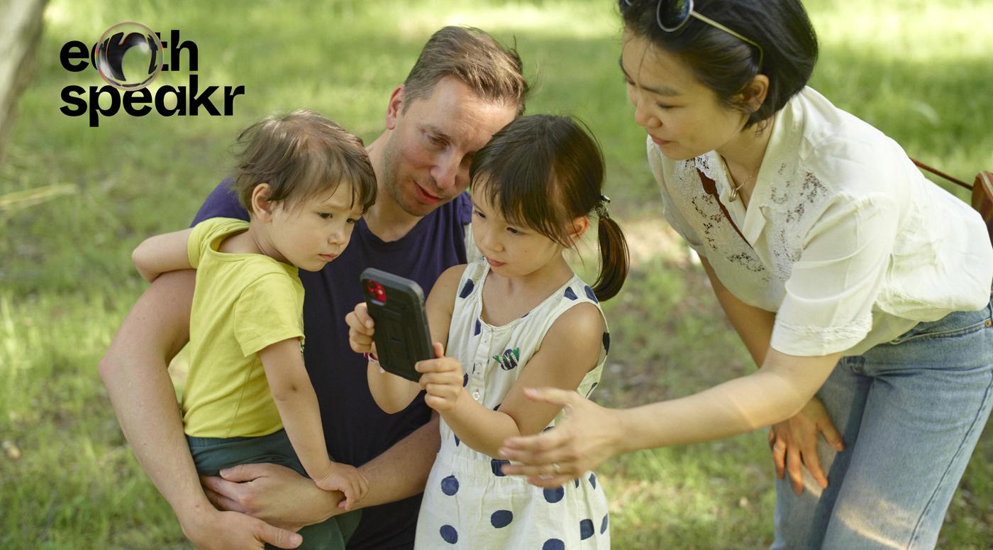 Earth Speakr: Какие экологические проблемы беспокоят наших детей?