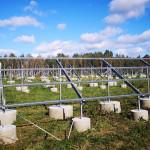 Eesti Gaas построит крупнейший в Эстонии комплекс солнечных электростанций