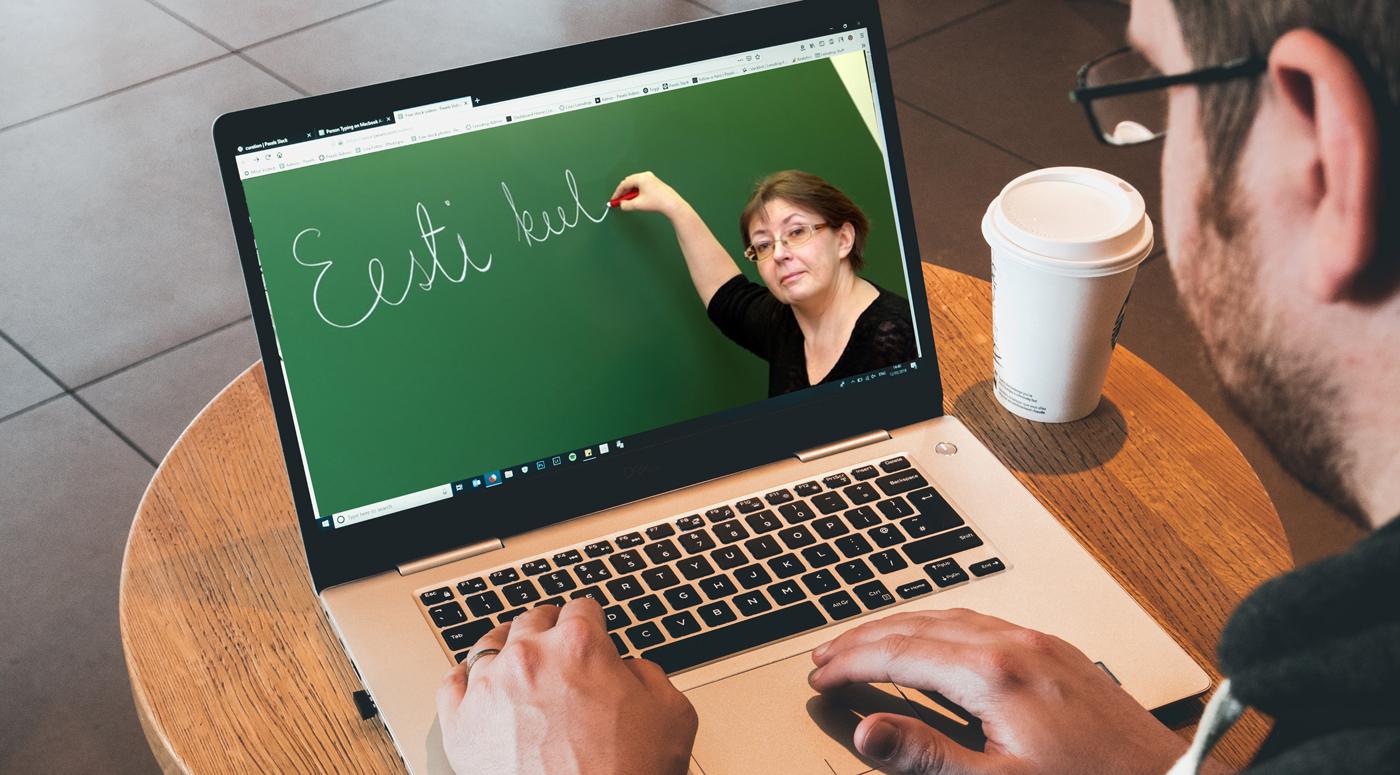 Сегодня в 10:00 начнется регистрация на бесплатные онлайн-курсы эстонского языка
