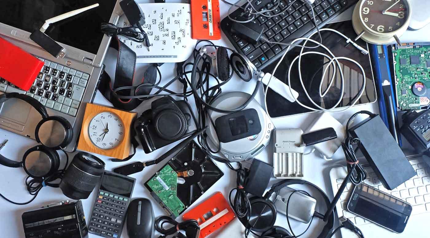 Kuhuviia.ee: Отходы электроники имеет смысл сдать