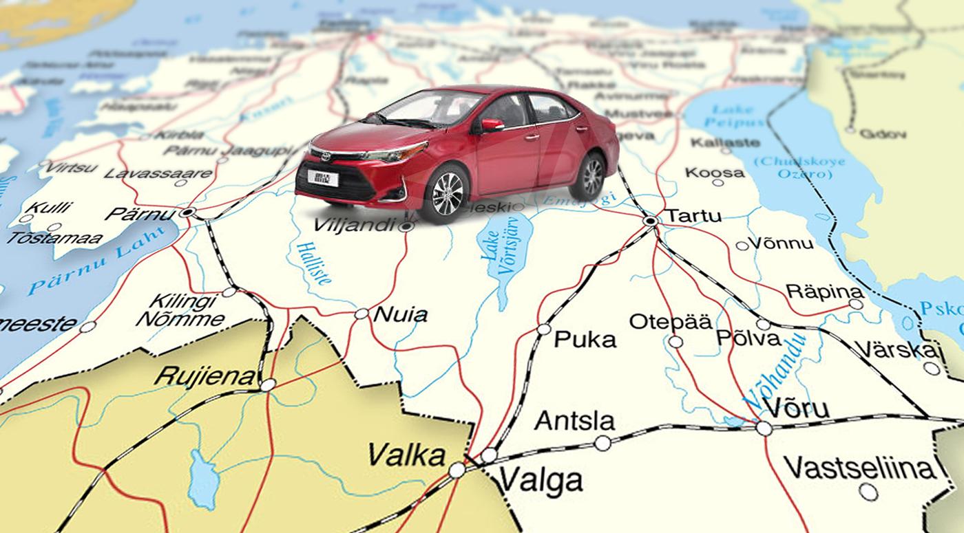 На автомобиле из города на природу: места, куда можно добраться за 30 минут