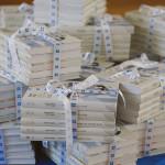 Первые книги серии ЭР100 переданы библиотекам