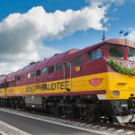 EVR Cargo: «Янтарный поезд» значительно ускорит передвижение товаров