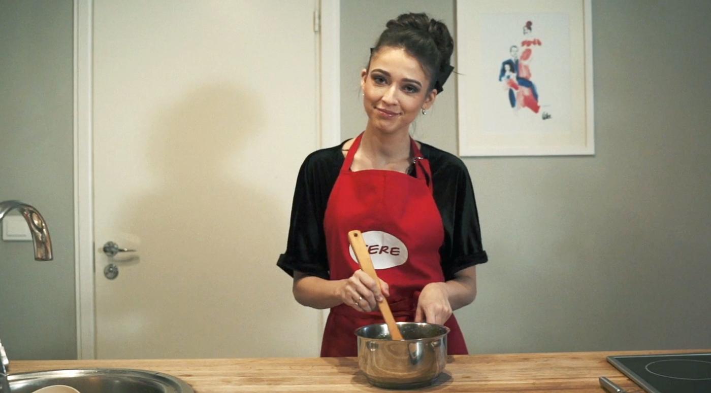 «Лучший пекарь» Сандра Дашкова раскрыла свой секретный рецепт пипаркооков