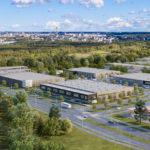 В новом таллиннском технопарке - 60 тысяч кв. метров коммерческих площадей