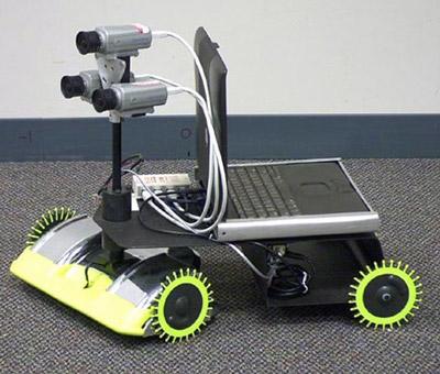Probotics Cye стал прототипом современных роботов-пылесосов