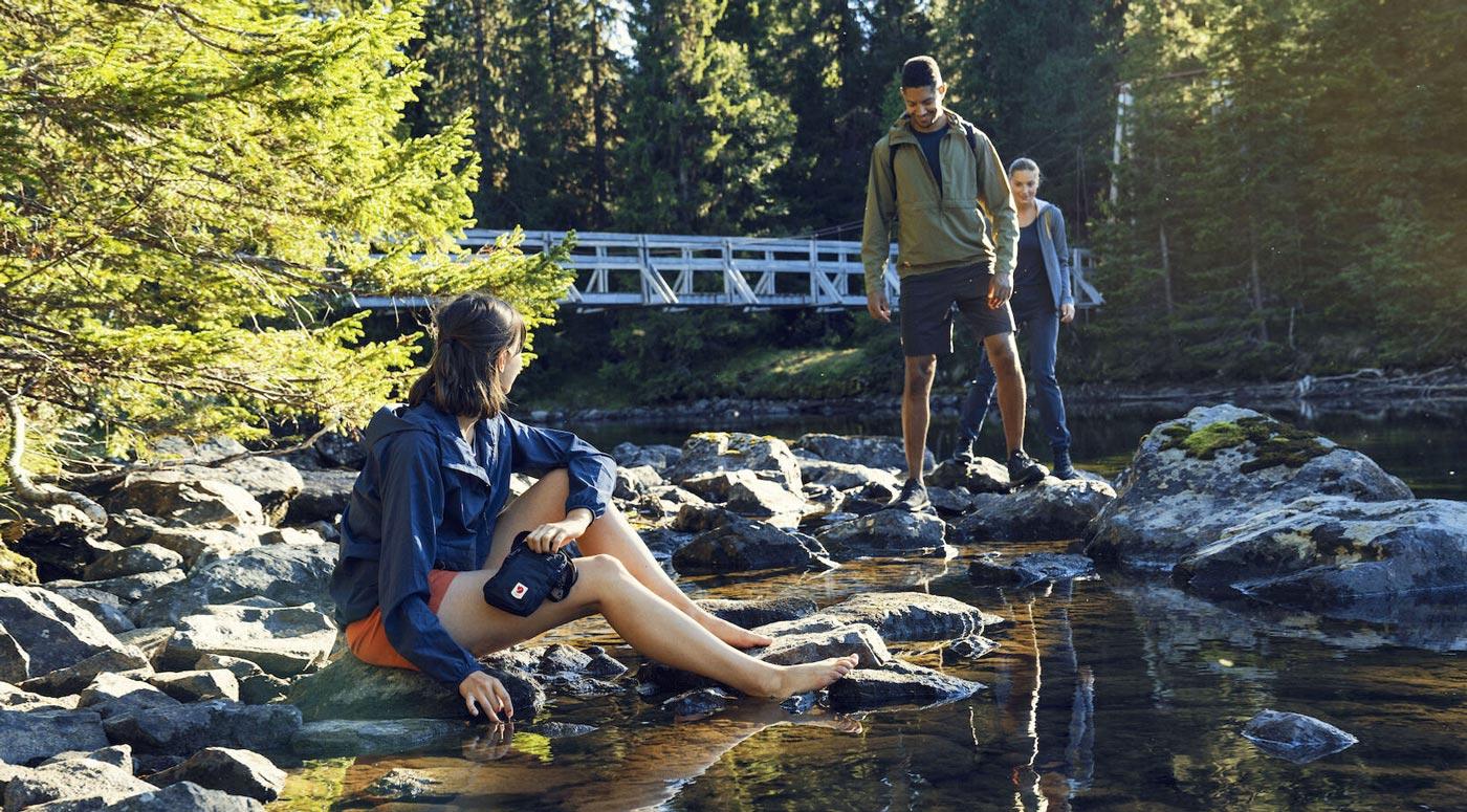 Fjällräven: 8 советов для походов в жаркую погоду