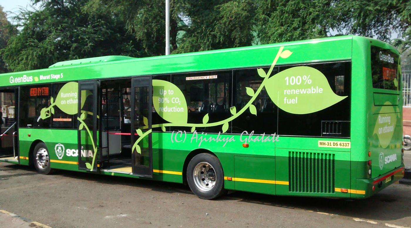 На произведенный в Эстонии зеленый газ можно перевести весь транспорт