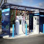 Eesti Gaas: объемы заправки автомобилей эстонским зеленым газом резко выросли