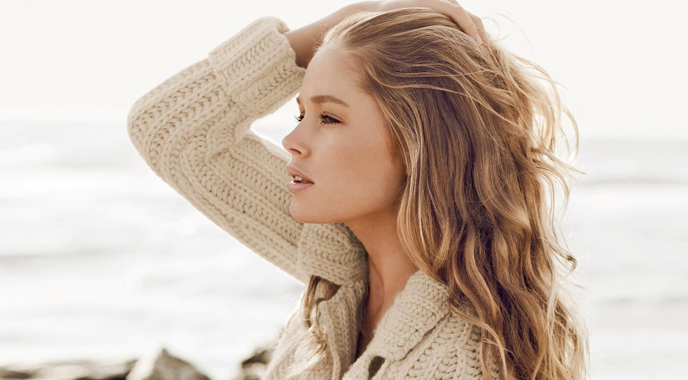 Как после длинной зимы сделать волосы сияющими?