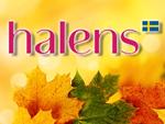 Осенью с Halens!
