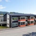 Начато строительство завода модульных домов