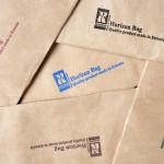 Компания Horizon начала производить из крафт-бумаги пакеты для покупок