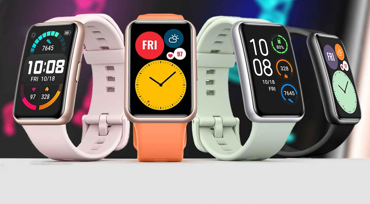 Huawei Watch Fit — Мои первые впечатления о моих первых умных часах