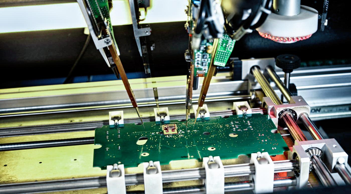 Incap: в Индии построим новый завод электроники