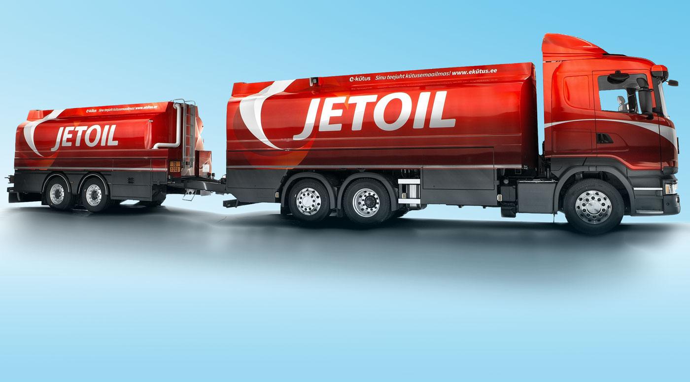 Jetoil: эстонский продавец топлива на финском рынке